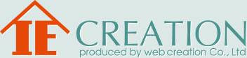 IE+CREATION produced by webcreation Co,. Ltd